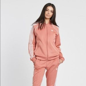 NWT Adidas Tracksuit Top Jacket